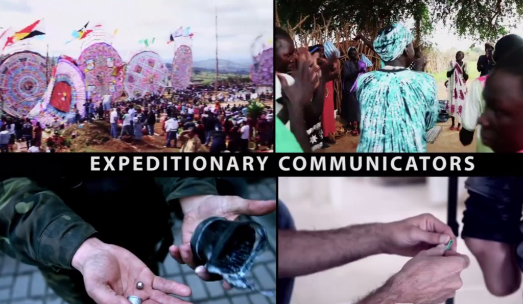 Expeditionary Communicators