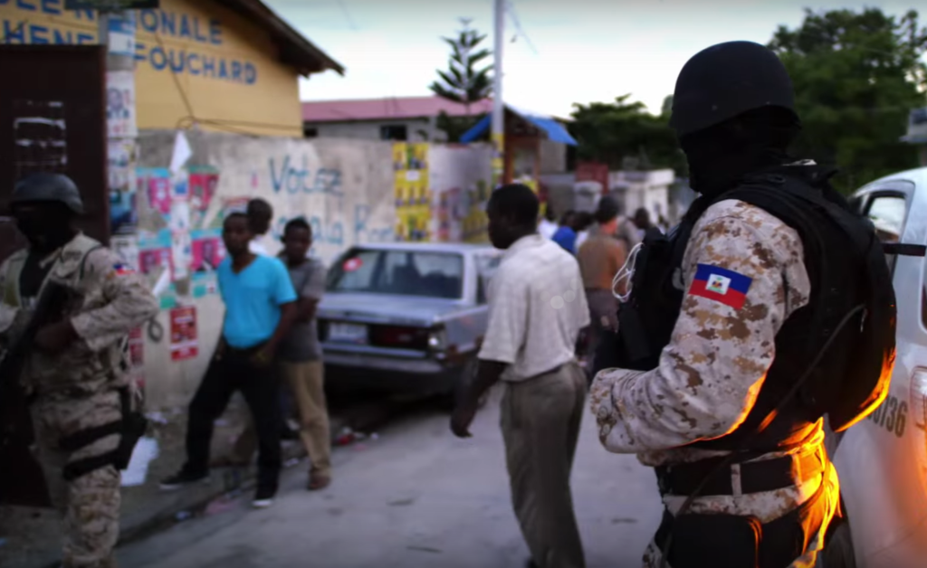Voters, cheaters, cops and soldiers — Haiti's tense election